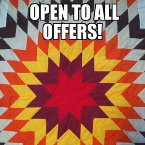 Other - Open to all offers!